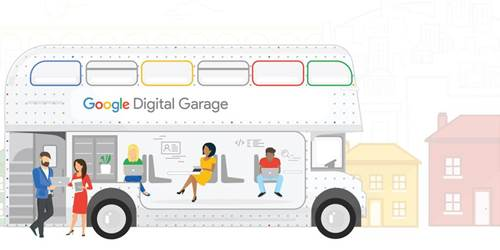 Google Digital Garage comes to Walthamstow Town Square