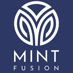 Fusion Mint Logo background 300x300